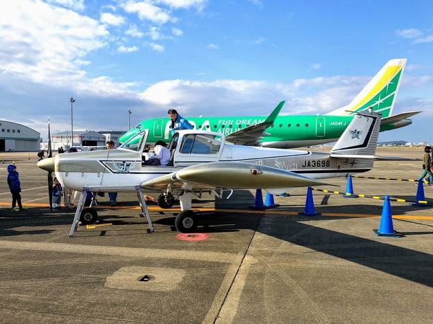スカイシャフト Fuji FA-200 エアロ スバル JA3698 IMG_4859