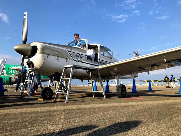 スカイシャフト Fuji FA-200 エアロ スバル JA3698 IMG_4858