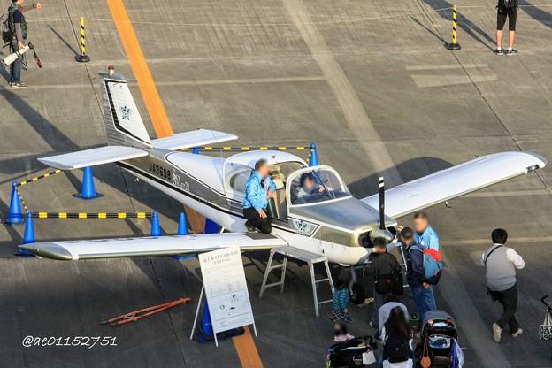 スカイシャフト Fuji FA-200 エアロ スバル JA3698 IMG_6537_3