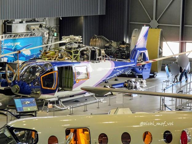 MH2000ヘリコプターとPW4000エンジン IMG_0014_3
