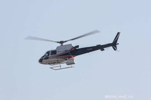 ノエビア ユーロコプター AS350 エキュレイユ JA35BC IMG_9319_3