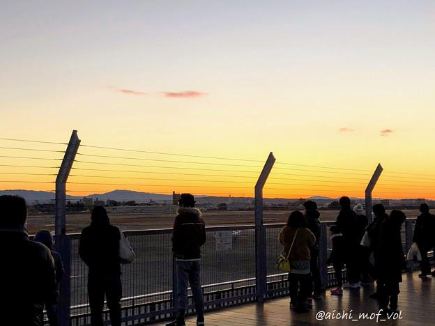 元旦の県営名古屋空港 IMG_5315_3