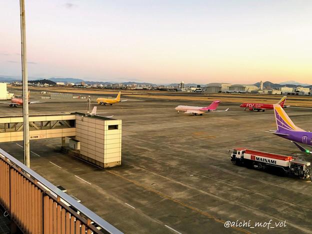 元旦の県営名古屋空港 IMG_5310_3