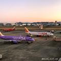 Photos: 元旦の県営名古屋空港 IMG_5309_3