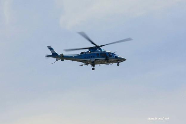 愛知県警察 Agusta A109E Power あかつき IMG_9676_3
