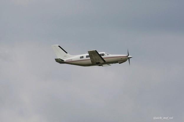 個人所有 パイパー PA-46 Malibu JA4032 IMG_9615_3