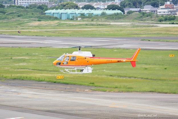 東邦航空 Aerospatiale AS350B Ecureuil JA9878 IMG_9608_3