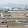 Photos: あいち航空ミュージアム屋上から県営名古屋空港駐機スポットを見る IMG_9606_3