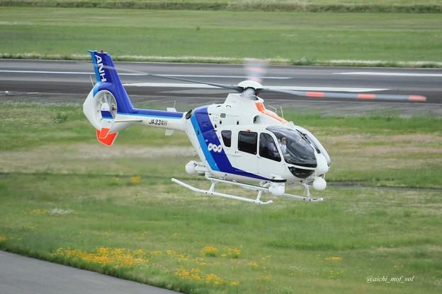 オールニッポンヘリコプター Eurocopter EC135T2 JA33NH IMG_9601_3