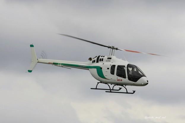 Photos: セコインターナショナル ベル505 ジェットレンジャーX JA505X IMG_9585_3