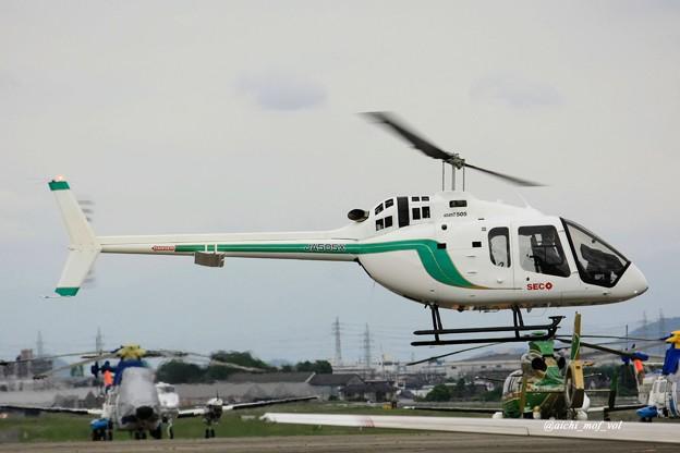 Photos: セコインターナショナル ベル505 ジェットレンジャーX JA505X IMG_9576_3