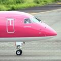 Photos: FDA フジドリームエアラインズ JA15FJ ローズピンク ERJ-175 IMG_0358_3