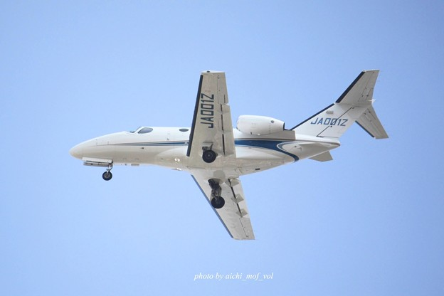 法人所有 JA001Z Cessna 510 Citation Mustang IMG_1900_3