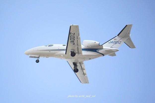 法人所有 JA001Z Cessna 510 Citation Mustang IMG_1900_3