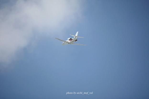 朝日航洋  Cessna 680 Citation Sovereign/Sovereign+ JA680C IMG_1799_3