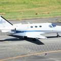 法人所有 JA001Z Cessna 510 Citation Mustang  IMG_2064_3