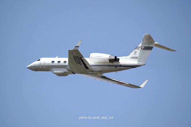エム・エイチ・アイ・ファイナンス Gulfstream Aerospace G-IV JA002G IMG_1917_3
