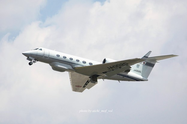 エム・エイチ・アイ・ファイナンス Gulfstream Aerospace G-IV JA002G IMG_1909_3