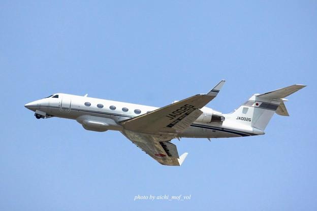 エム・エイチ・アイ・ファイナンス Gulfstream Aerospace G-IV JA002G IMG_1911_3