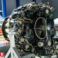 Photos: デハビラント DH115 バンパイア Mk.55練習機 ゴブリン35エンジン@エアーパーク IMG_3409-3