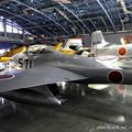 Photos: デハビラント DH115 バンパイア Mk.55練習機 @エアーパーク IMG_8693-3