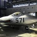 Photos: デハビラント DH115 バンパイア Mk.55練習機 @エアーパーク IMG_8652-3
