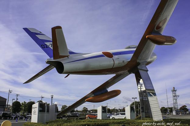 初代ブルーインパルス F-86F 02-7966@エアーパーク IMG_3315-3