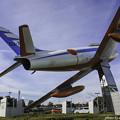 Photos: 初代ブルーインパルス F-86F 02-7966@エアーパーク IMG_3315-3