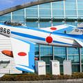 Photos: 初代ブルーインパルス F-86F 02-7966@エアーパーク IMG_3313-3