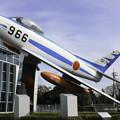 Photos: 初代ブルーインパルス F-86F 02-7966@エアーパーク IMG_3312-3