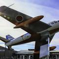 Photos: 初代ブルーインパルス F-86F 02-7966@エアーパーク IMG_3316-3