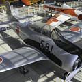 Photos: T-28B 練習機 63-0581@エアーパーク IMG_3392-3