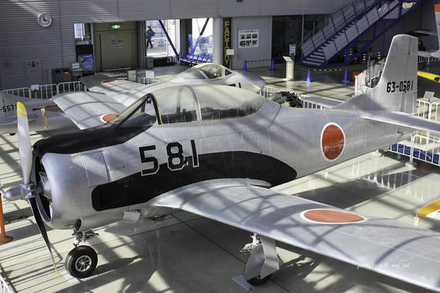 T-28B 練習機 63-0581@エアーパーク IMG_3396-3