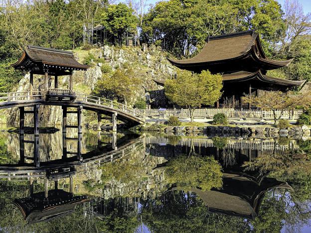 Photos: 虎渓山永保寺と国宝 観音堂 IMG_6045-3
