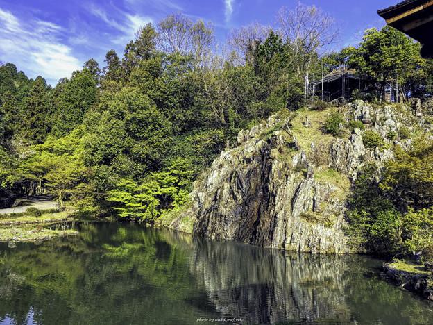 虎渓山永保寺 国指定文化財 名勝庭園 IMG_6052-3