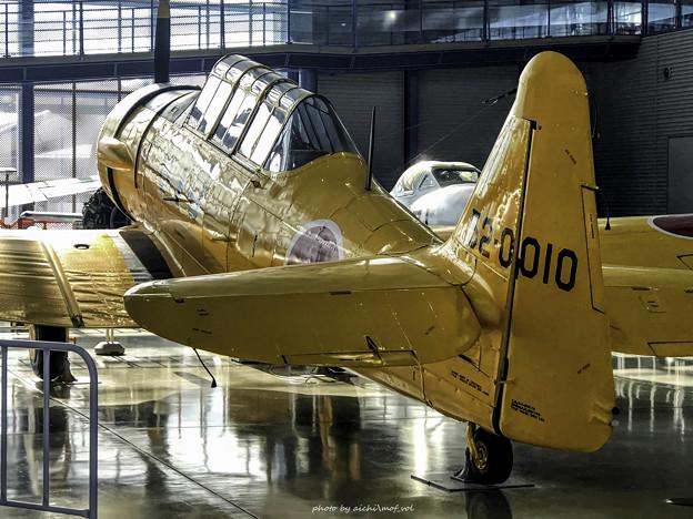 T-6練習機 52-0010 IMG_8641-3