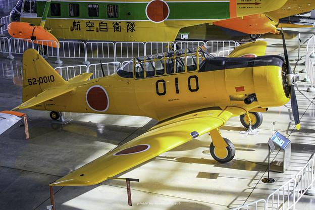 T-6練習機 52-0010 IMG_3386-3