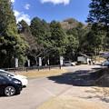 Photos: 駐車場&公衆トイレ@可児市 蘭丸ふる里の森 IMG_5970