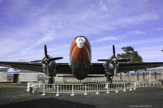 C-46輸送機 91-1138 IMG_3309-3