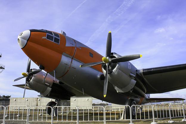 C-46輸送機 91-1138 IMG_3299-3