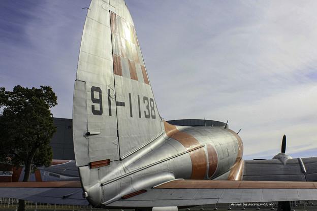 Photos: C-46輸送機 91-1138 IMG_3292-3