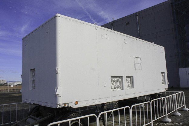 ナイキJ弾 レーダー統制トレーラー IMG_3302-3