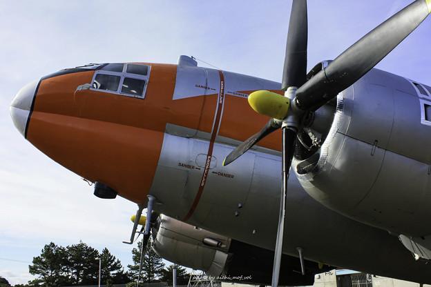 Photos: C-46輸送機 91-1138 IMG_3300-3