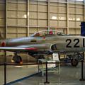 T-33練習機 飛行開発実験団 61-5221 DSC00110-3