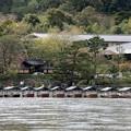 Photos: 嵐山・屋形船