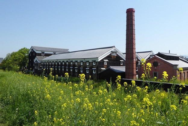 菜の花の産業遺産建造物群