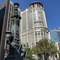 東京を守る像