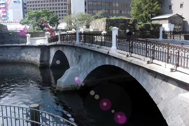 蘇る常盤橋