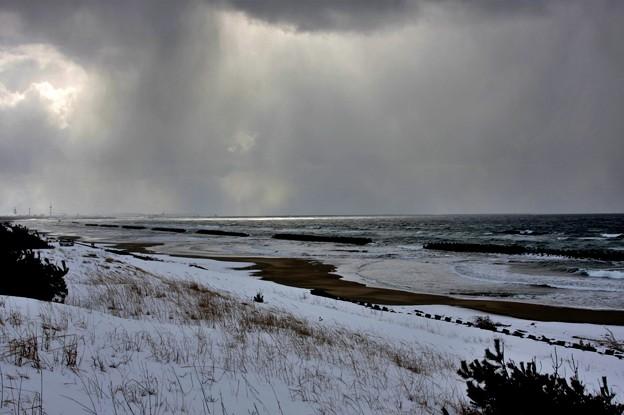 Photos: 冬の浜辺