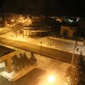 写真: 北緯43度の街